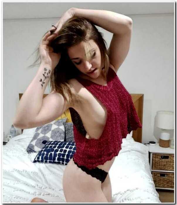 Воскресная подборка сексуальных брюнеток (58 фото)