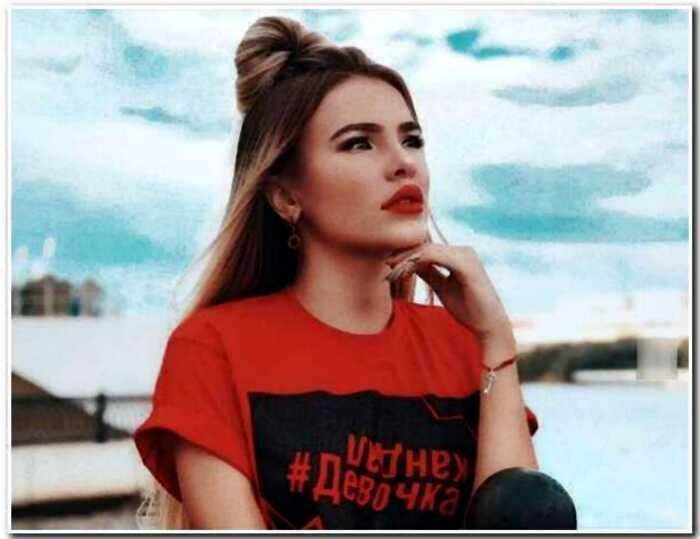 Содержанка Александра Серова Дарья Друзьяк обвинила певца в избиении