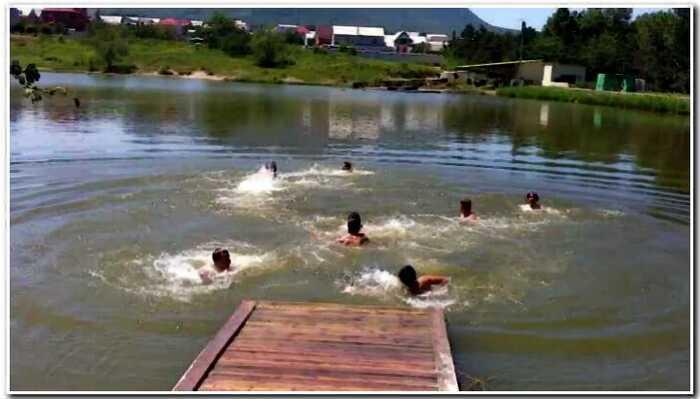 Тагильский студент спас женщине жизнь на озере, но вместо благодарности получил проклятья