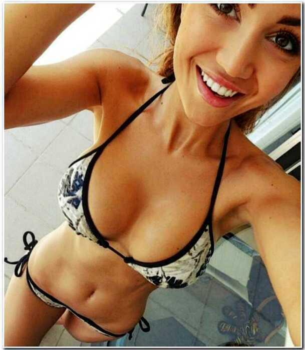 Girl Self Pic