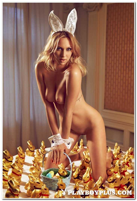 Зайка из Playboy: Jessica Czakon (12 фото)