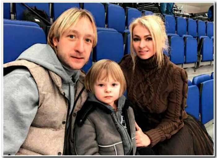 Лена Миро: «Cын Рудковской и Плющенко попал в рейтинг красивых детей по блату»