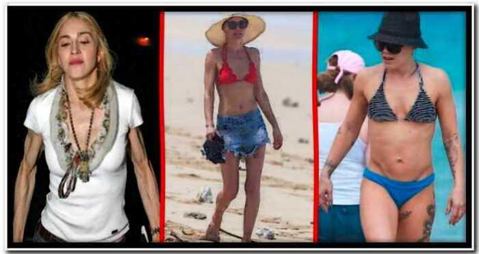 5 Голливудских звезд, чьи тела похожи на мужские