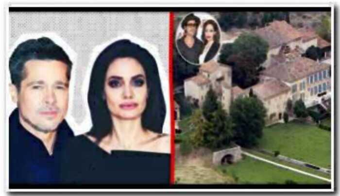 Анджелина Джоли и Брэд Питт тайно встретились в доме актрисы