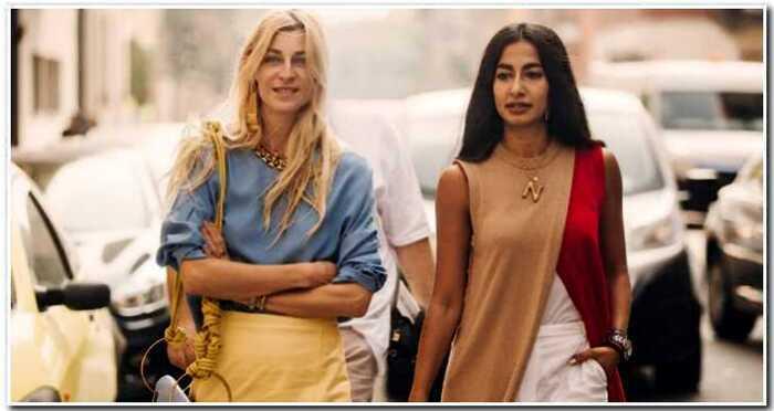 Самые лучшие street style образы на Неделе моды в Милане