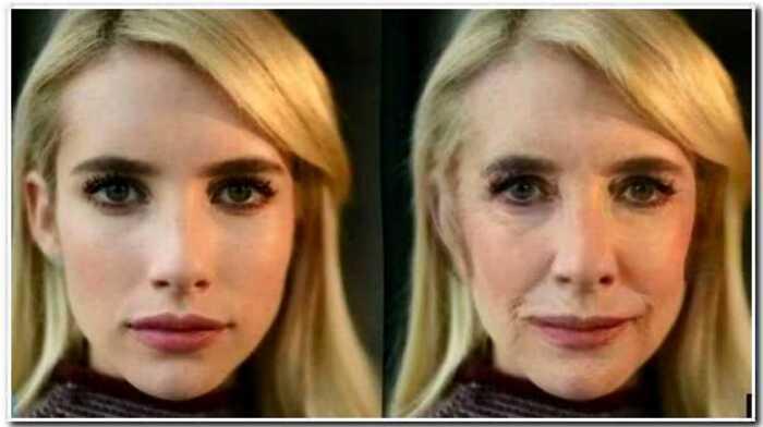 «Старички да старушки»: нейросеть показала, как будут выглядеть звезды через 30 лет