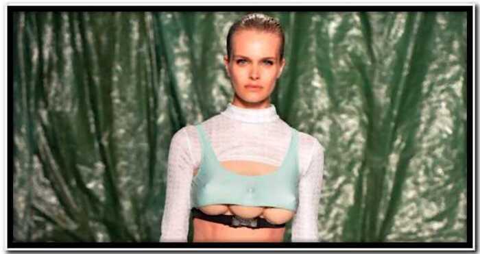 2+1: Трехгрудые модели появились на подиуме Миланской недели моды