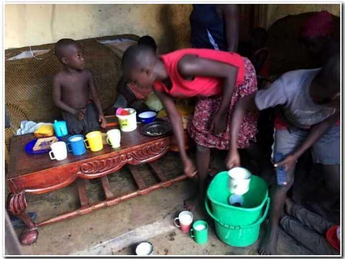 «АК-47 из Уганды»: 39-летняя африканка родила 38 детей без перебоев