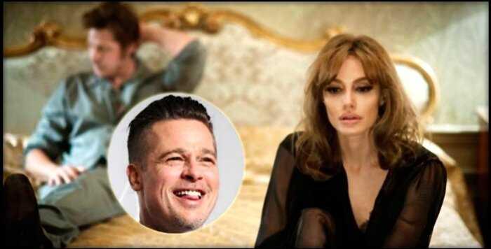Близкие актера: «Брэд не жалеет о разводе с Джоли. Жизнь казалась ему адом»