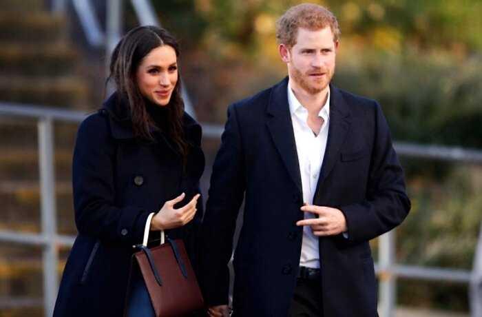 СМИ: Меган Маркл пришла в бешенство от встречи Принца Гарри с бывшей девушкой