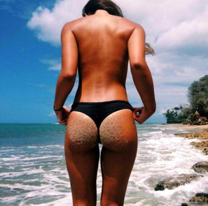 остановился отшвырнул красивые попы на пляже фото животными порно картинки