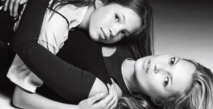 Новое имя: дочь Кейт Мосс Лила стала моделью
