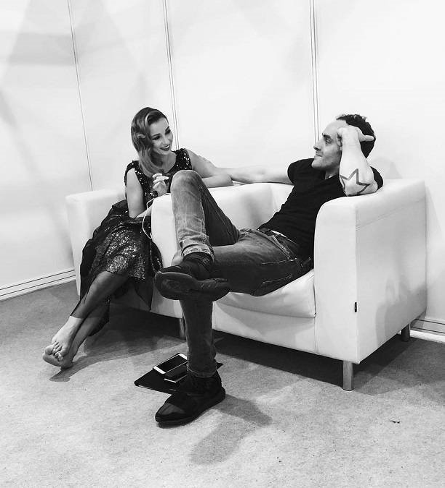 «Порох в пороховницах»: Анфиса Чехова встречается с двумя мужчинами одновременно