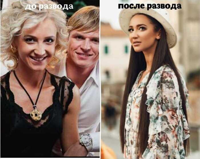 8 российских звезд, которые значительно похорошели после развода