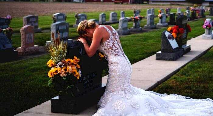 В этой фотографии любви и трагедии больше, чем во всех Голливудских фильмах