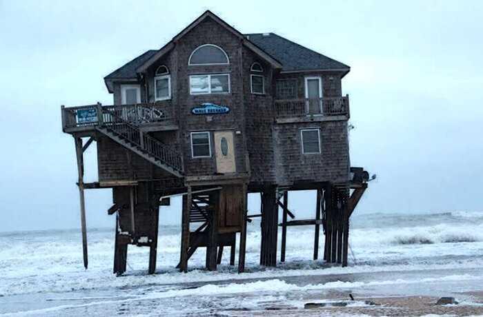 7 нестандартных домов, которые напоминают архитектурное безумие