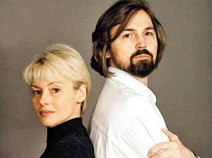 Никас Сафронов признался в страстном романе с Ириной Понаровской