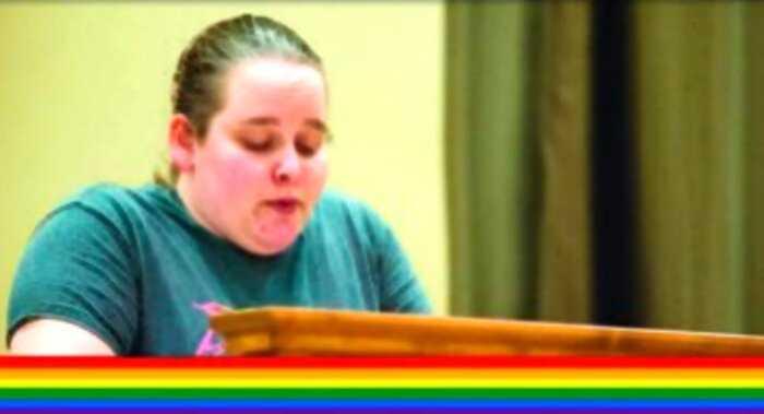 В Америке ЛГБТ активистка сама писала себе угрозы, чтобы привлечь внимание