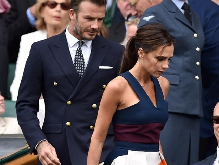 «Становится все труднее»: Дэвид Бекхэм официально признал проблемы в браке