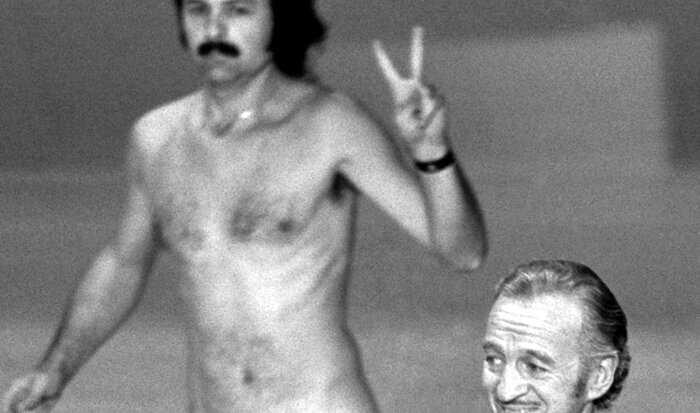 От поцелуя до нудистов: 5 курьезных случаев, произошедших на «Оскаре»