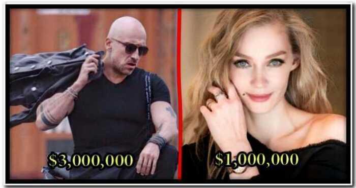 5 российских звезд, которые получают за свои роли миллионы долларов