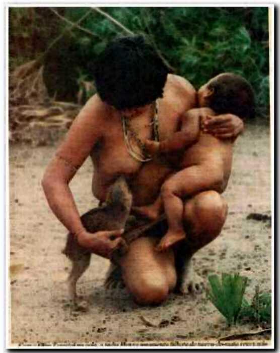 «Гармония с природой»: как живут представители исчезающего племени Амазонии