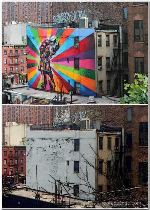 24 веских доказательства того, что стрит-арт — это прекрасно
