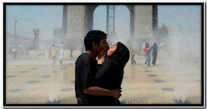 6 стран, в которых ни в коем случае нельзя целоваться на публике