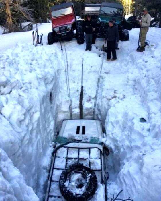 17 морозных фотографий о том, что зима уже близко