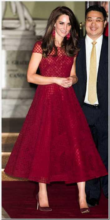 5 раз, когда Кейт Миддлтон ошиблась с выбором платья