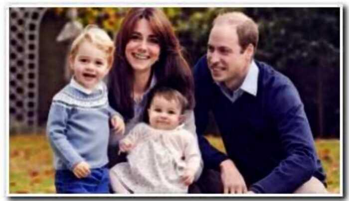 Маленькие иконы стиля: принц и принцесса Кембриджские
