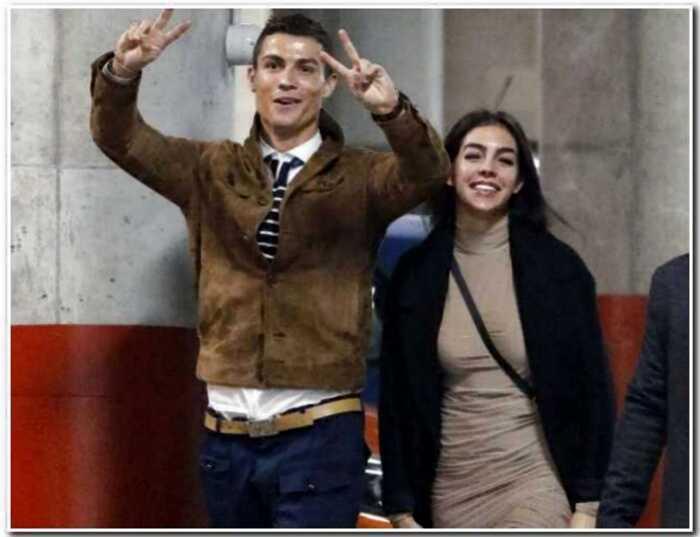 Официально: Криштиану Роналду женился на прекрасной Джорджине Родригес!