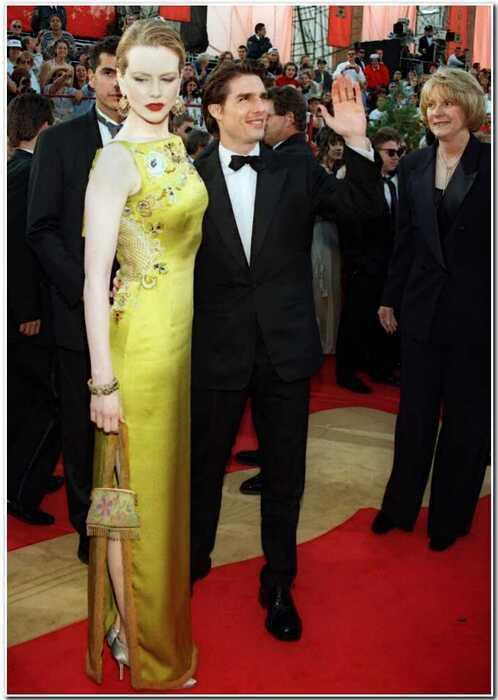 7 самых дорогих платьев с «красной дорожки» «Оскара»