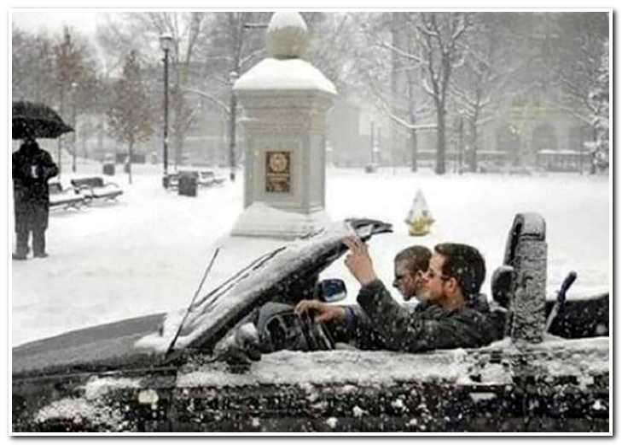 18 неистовых фотографий о том, что зима уже совсем близко