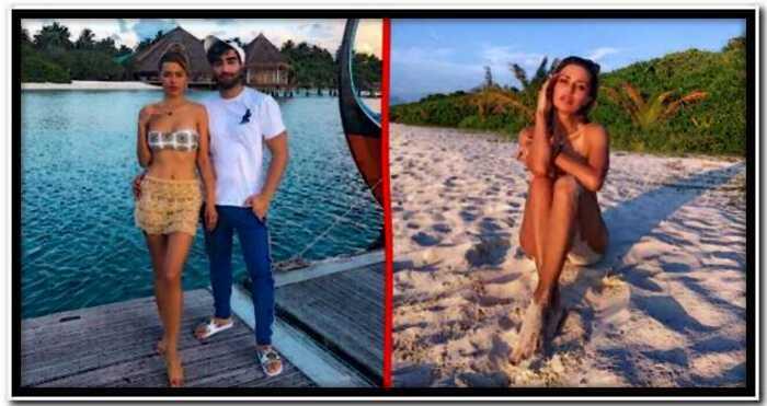 Виктория Боня завела новые отношения с иранцем из Великобритании по имени Тохи