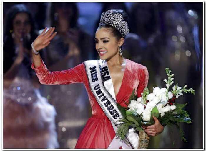 Самые яркие победительницы конкурса «Мисс Вселенная»