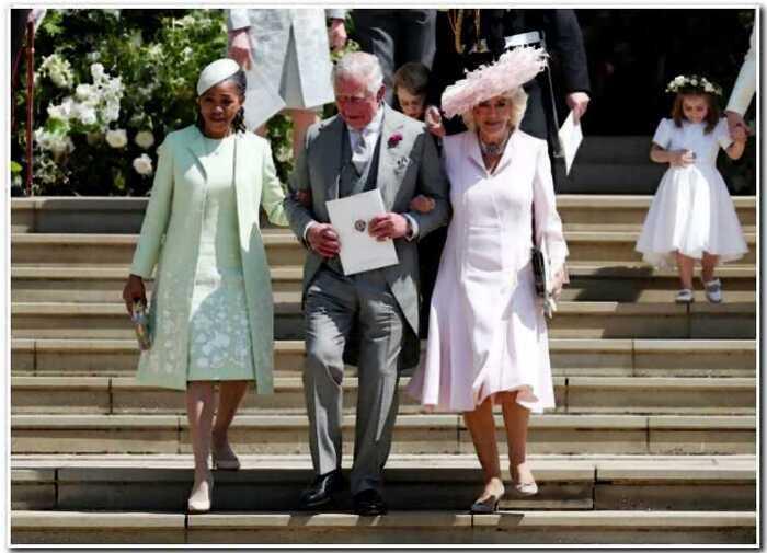 «Теща приехала»: мама Меган Маркл переезжает жить к дочери и принцу Гарри