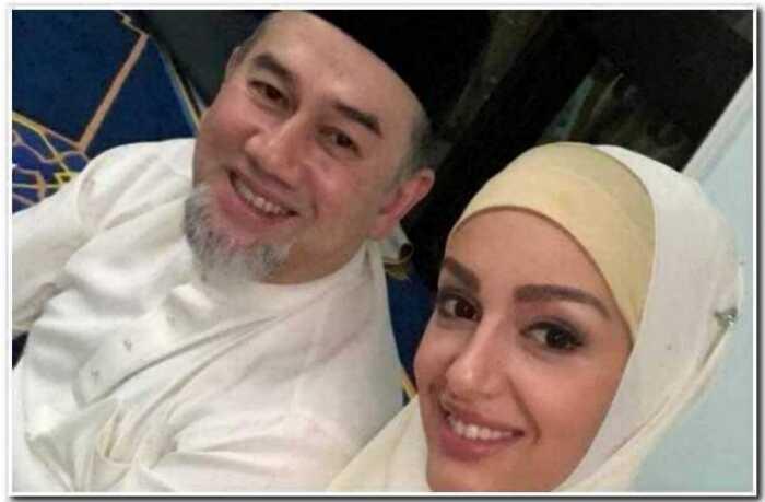 «Из Мисс Москва 2015 в аксессуар»: зачем Оксаеа Воеводина вышла замуж за короля Малайзии?