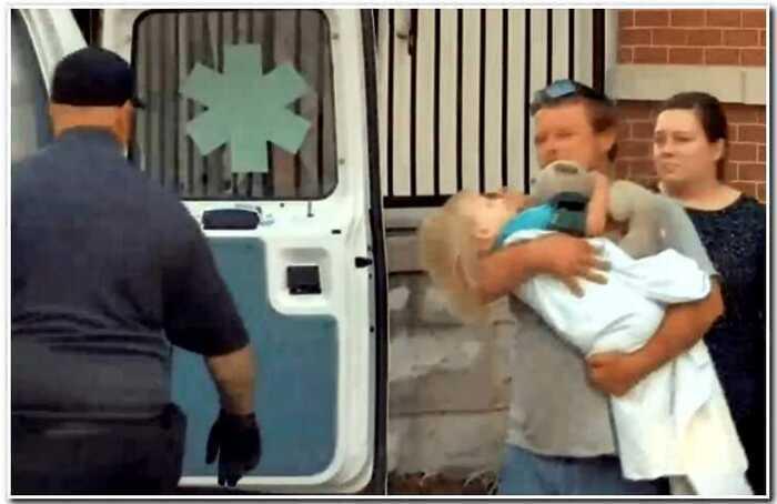 2-летняя девочка пропала без следа. Спустя три дня на пороге её дома появилась собака