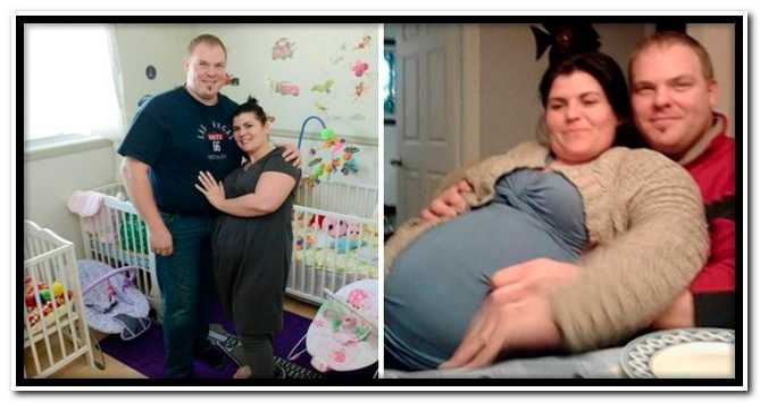 Она вынашивала сразу 5 детей. Но когда подошел день родов, муж узнал ужасную правду