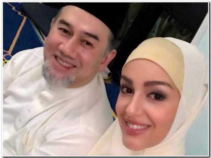 «Кого ты выбрал?!»: мать короля Малайзии не рада браку сына с Оксаной Воеводой