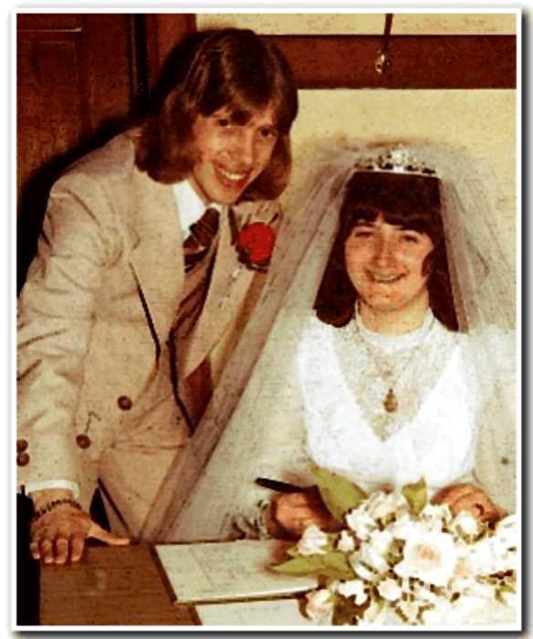 «Страстный многолюб»: 68-летний британец женился в 9-ый раз. И вновь по-любви