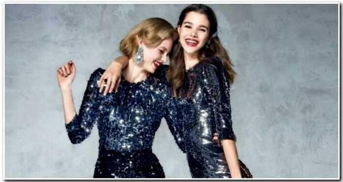 10 потрясающе стильных вечерних образов для Новогодней ночи