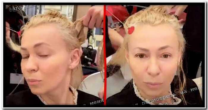 «Без лица»: поклонники не узнали Яну Рудковскую на фотографиях без макияжа