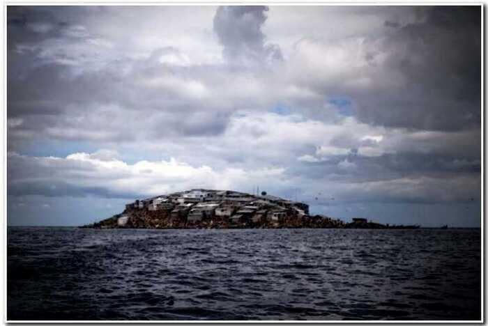 «Тут люди спят на друг друге»: Мгинго — самый густонаселенный остров в мире