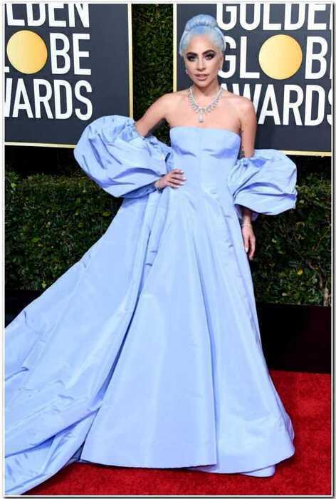 «Золотой Глобус 2019»: лучшие наряды звезд