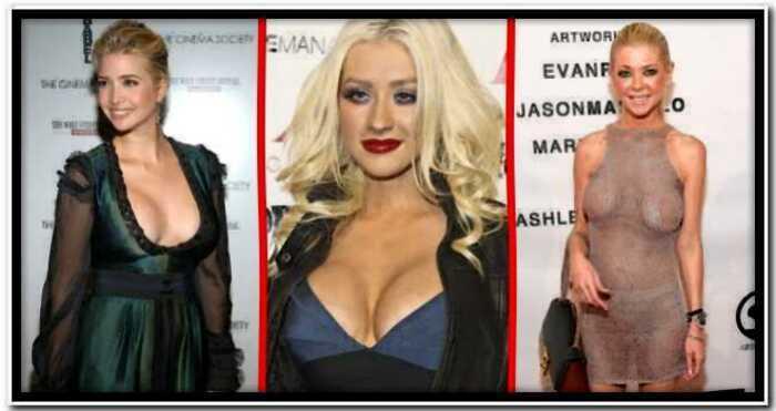 9 Голливудских звезд, которые сделал пластику груди и горько об этом пожалели