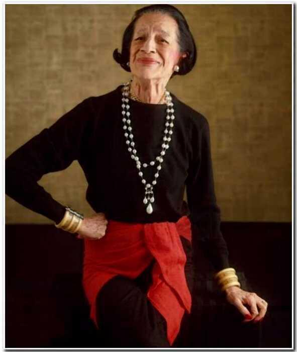 Диана Вриланд: мудрые и ироничные высказывания легенды мира моды