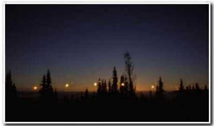 """""""Кромешная тьма"""": город, который 65 дней в году живет в полной темноте"""