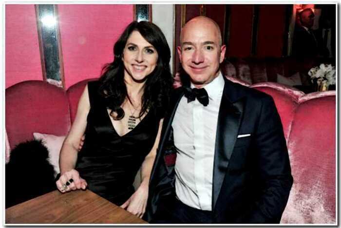 Жена владельца Amazon может стать самой богатой женщиной в мире после развода